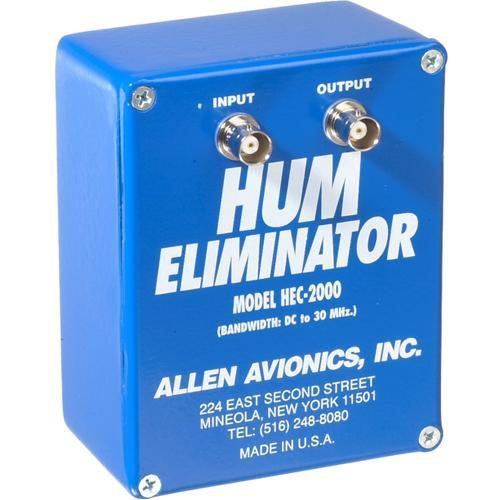 Allen Avionics HEC-2000 Video Hum Eliminator HEC-2000