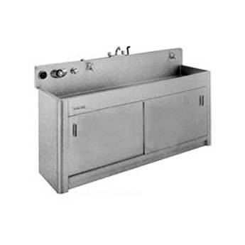 Arkay Stainless Steel Cabinet for 48x84x10