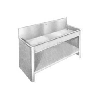 Arkay Stainless Steel Stand for 48x96x6