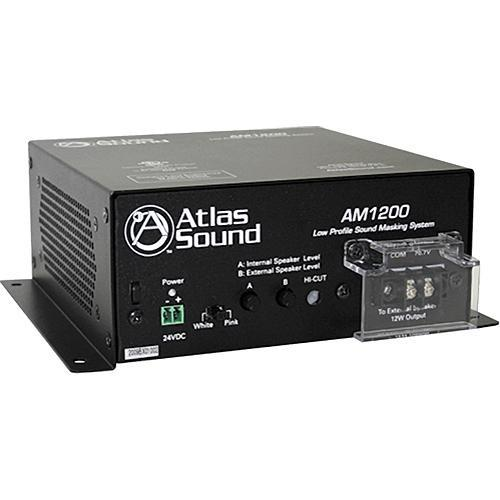 Atlas Sound AM1200 Low Profile Sound Masking System AM1200