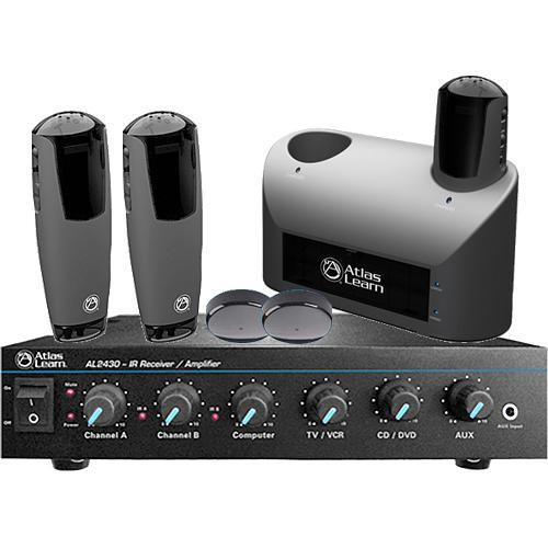 Atlas Sound Learn AL2430-2PH - Infrared Wireless AL2430-2PH
