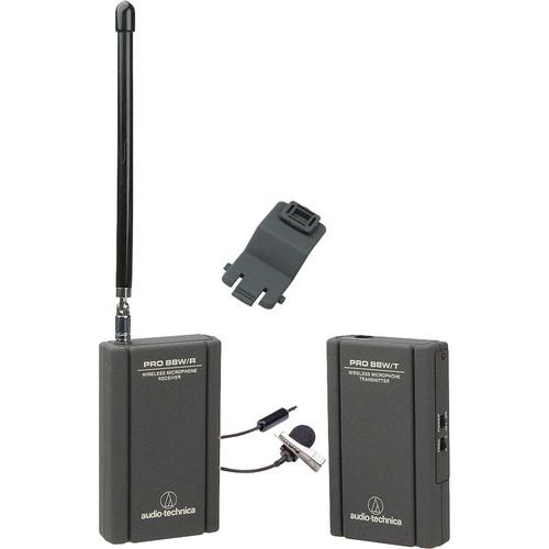 Audio-Technica PRO 88W-829 Camera Mountable VHF W88-24-829