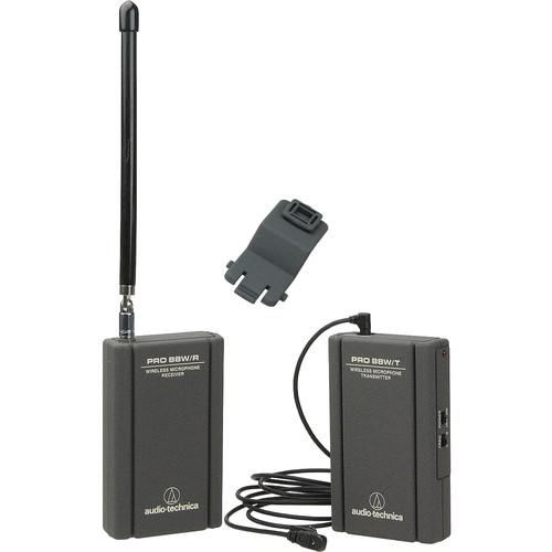 Audio-Technica PRO 88W-830 Camera Mountable VHF W88-68-830