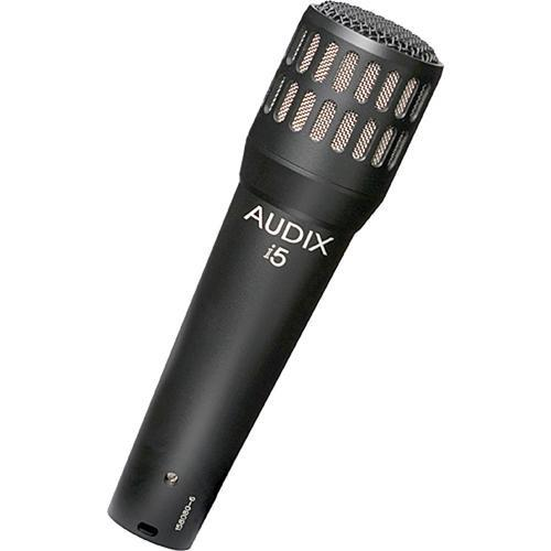 Audix i5 Dynamic Instrument Cardioid Microphone I-5
