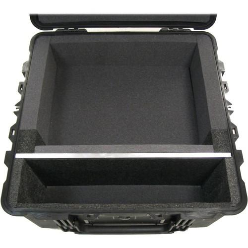 Autocue/QTV Case for Wide-Angle Hood with Glass CAS-MWA