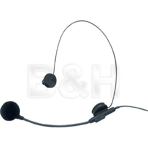 Azden HS-11H Headset Mic with 4-Pin Connector HS-11H