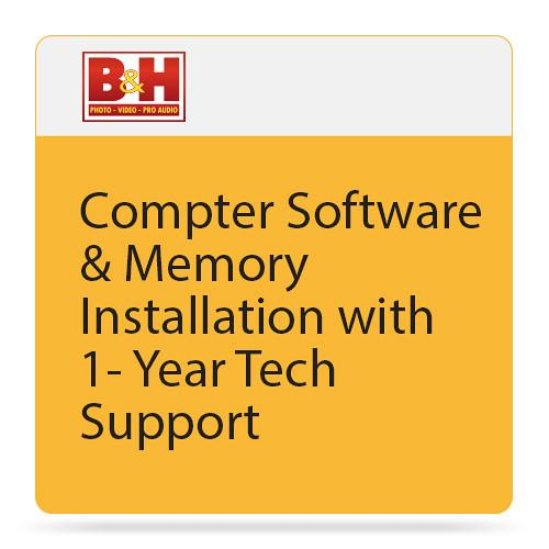 Computer Software & Memory Installation