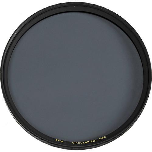 B W 37mm Circular Polarizer MRC Filter 66-1069182