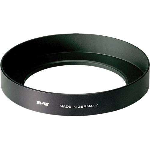 B W 58mm Screw-In Metal Wide Angle Lens Hood #970 65-069648