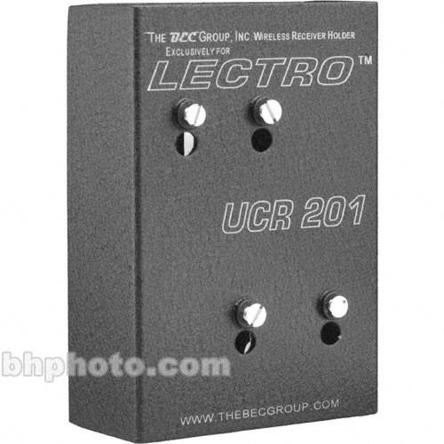 BEC 201 Mounting Box for Lectrosonics Receiver BEC-201