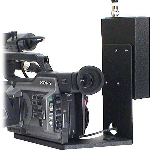 BEC DVCAMB Sidemount Wireless Receiver Bracket BEC-DVCAMB