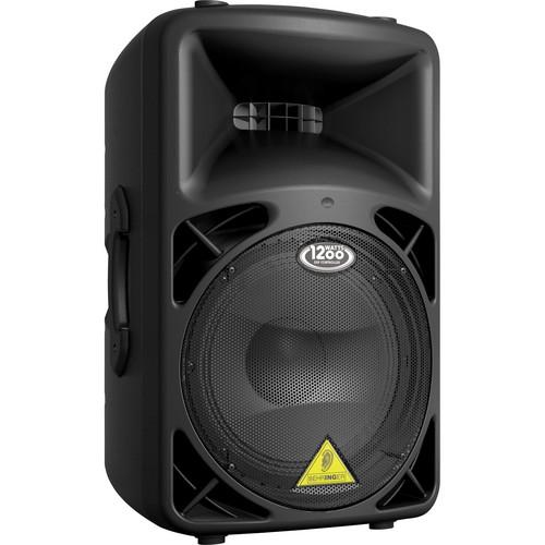 Behringer B812NEO Powered Speaker and Integrated Mixer B812NEO