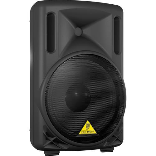 Behringer Eurolive B210D 2-Way Active Loud Speaker (Black) B210D
