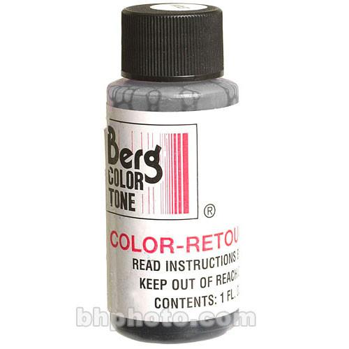 Berg  Retouch Dye for Color Prints - Black CRKBK