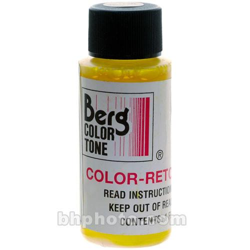 Berg  Retouch Dye for Color Prints - Yellow CRKY