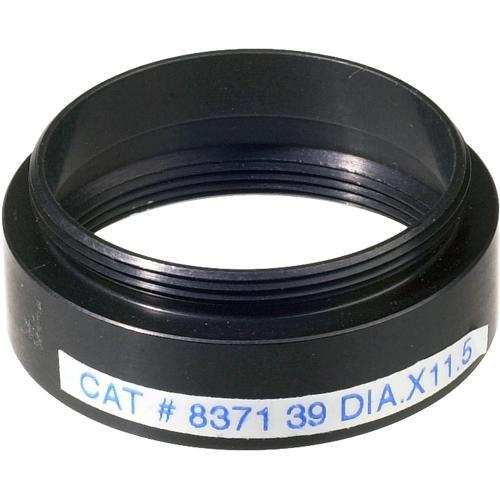 Beseler 39mm x 11.5mm Mount Lens Adapter for 3 Lens Turret 8371