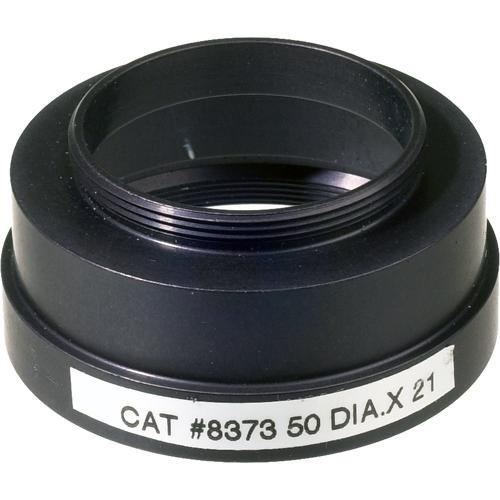 Beseler 50mm x 21mm Mount Lens Adapter for 3 Lens Turret 8373