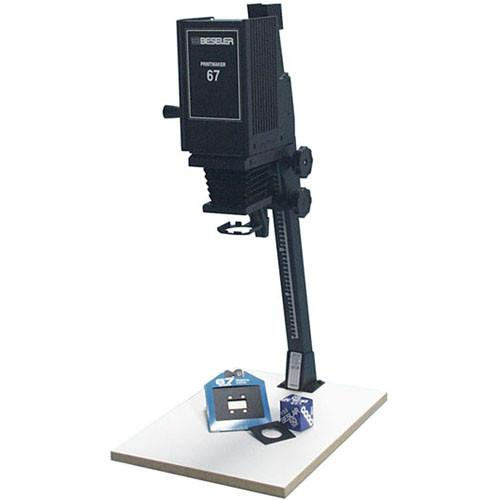 Beseler Printmaker 67 Condenser Enlarger With Baseboard 6767
