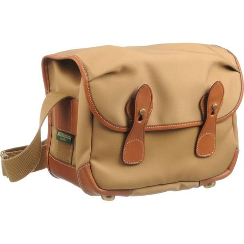 Billingham L2 Bag (Khaki with Tan Leather Trim) BI 501733