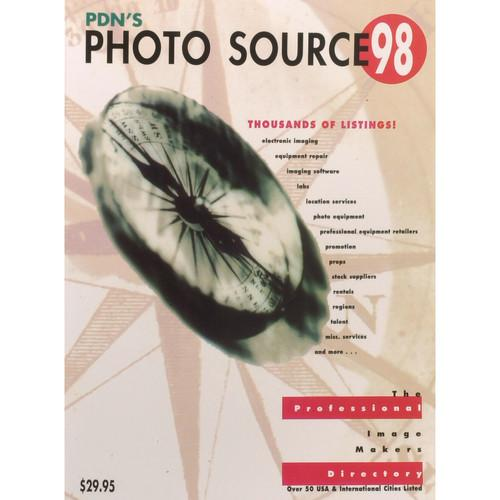 Books  Book: PDN's Photo Source '98