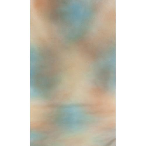 Botero #001 Muslin Background (10x24', Green, Blue) M0011024