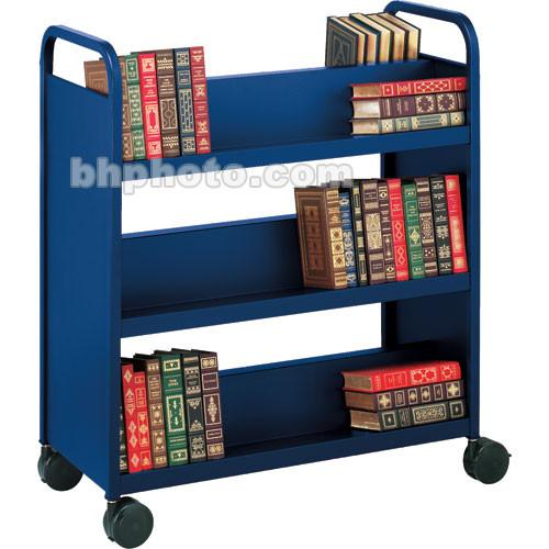Bretford Double-Sided Mobile Book & Utility Truck BOOV1-TZ