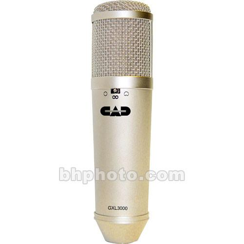 CAD GXL3000 Multi-Pattern Condenser Microphone GXL3000
