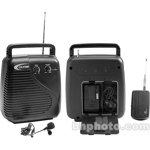Califone PA-10 Portable Wireless PA System PA-10B