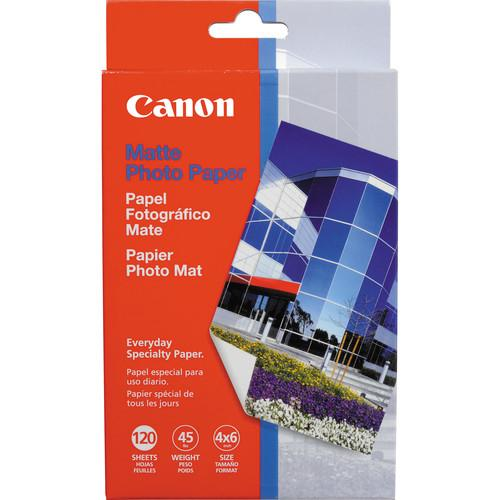 Canon Photo Paper Matte - 4x6