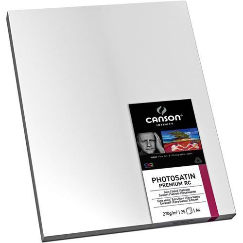 Canson Infinity PhotoSatin Premium Resin Coated Paper 206231008