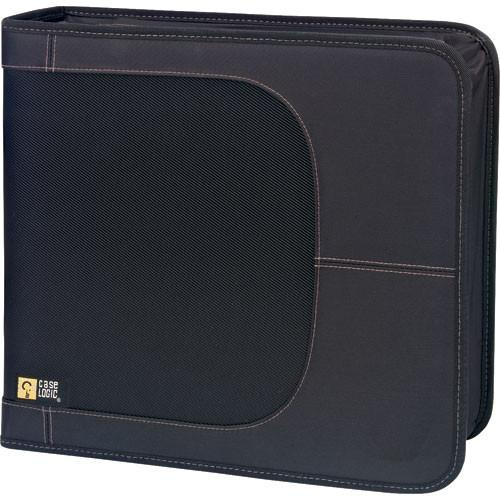 Case Logic CDW-320 320 Capacity CD Wallet (Black) CDW-320