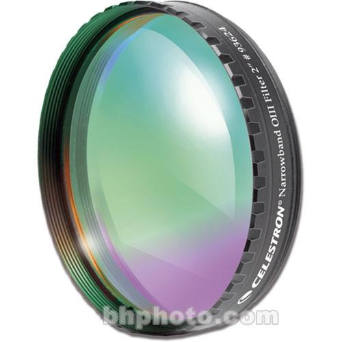 Celestron Oxygen III (OIII) Narrowband 48mm Filter 93624