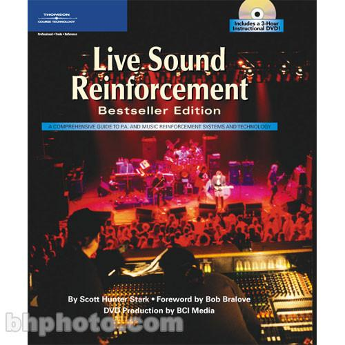 Cengage Course Tech. Book/DVD: Live Sound 1592006914