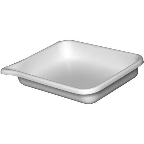 Cescolite Heavy-Weight Plastic Developing Tray (White) - CL1114T