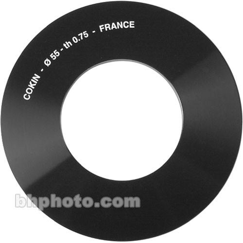 Cokin 55mm Z-Pro Adapter Ring (0.75mm Pitch Thread) CZ455