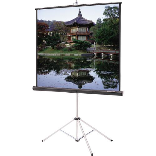 Da-Lite 40124 Picture King Tripod Front Projection Screen 40124