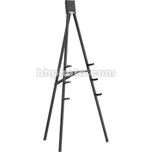 Da-Lite Dual Purpose Easels, Black Powder Coated 87017