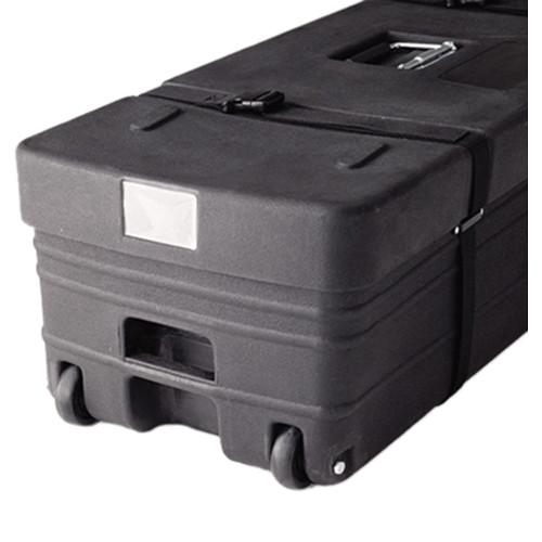 Da-Lite Poly Case with Wheels for Drapery Kits 41269 41269