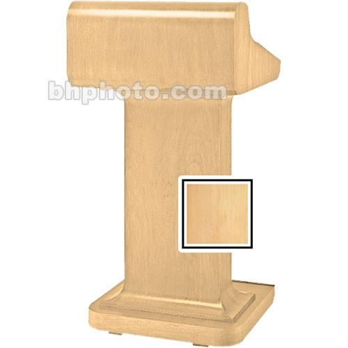 Da-Lite Traditional 25-in Pedistal Lectern with Sound - 74604HMV