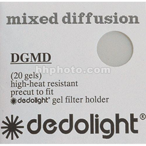 Dedolight 20 Mixed Diffusion Gel Filters for DBD8 DGMD8