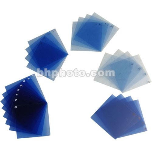 Dedolight 24 Mixed Blue Gel Filters for DBD8 DGMB8