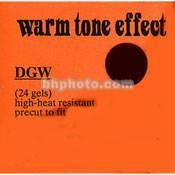 Dedolight 25 Warm Tone Effect Gel Filters for DBD400 DGW4008
