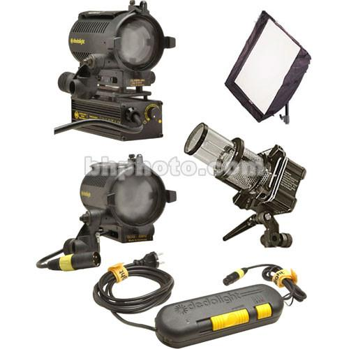 Dedolight  Basic Compact 3-Light Kit S1-B-E