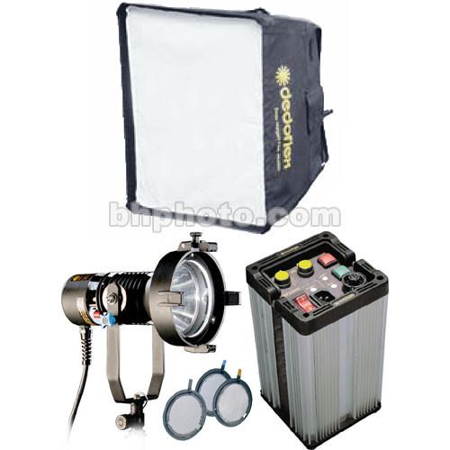 Dedolight Dedopar 400 Watt HMI 1 Light Hard Case Kit KPAR