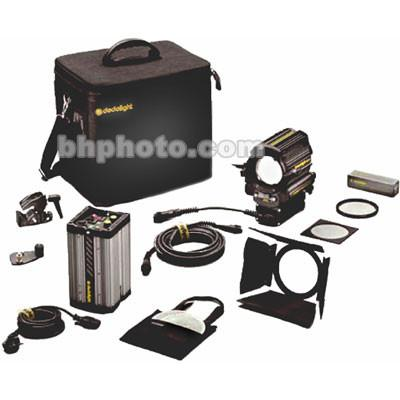 Dedolight DLH400D Standard HMI 1 Light Kit, Soft Case S400DT