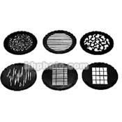 Dedolight DPGSET400 Gobo A Size Set for 400 Imaging DPGSET400