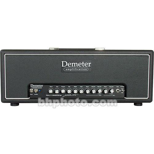 Demeter TGA-2.1-100 100W Tube Guitar Amplifier TGA-2.1 T-100
