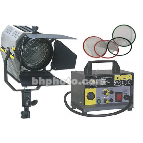 DeSisti Rembrandt 200W HMI Ballast Kit with Case 2490.780