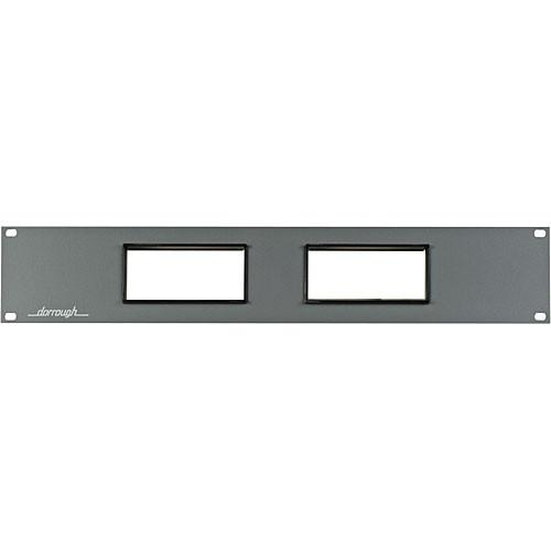 Dorrough Dual Rack Mount for Dorrough 10 Series Meters 10-D