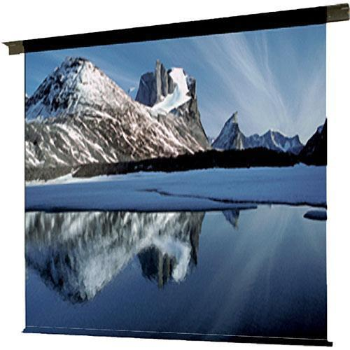 Draper 113034 Ambassador Motorized Projection Screen 113034